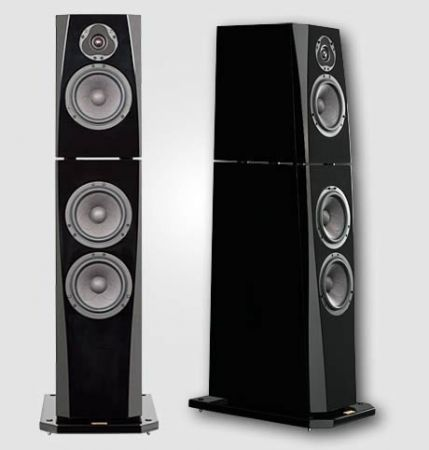 Phonar Credo Reference - Highend aktiv Lautsprecher