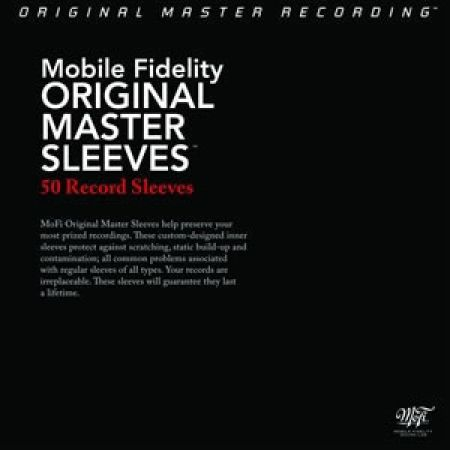 MFSL Original Master Sleeves - LP Hüllen