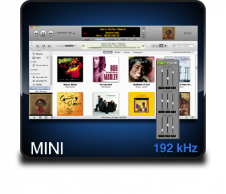 Sonic Studio Amarra  Mini 24Bit/192kHz Music Player für MAC