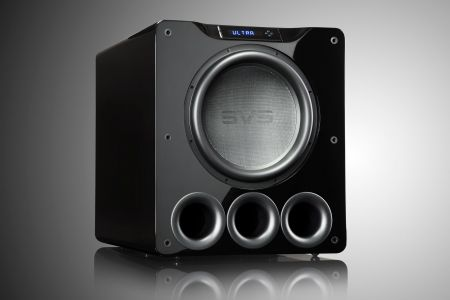 SVS Subwoofer PB-16-ULTRA Piano Gloss Black