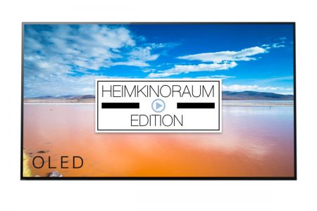 Sony A1 4K HDR OLED Fernseher mit Android TV