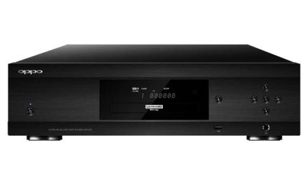 OPPO UDP-205 UHD Blu-Ray Player - HEIMKINORAUM Edition - Kopie