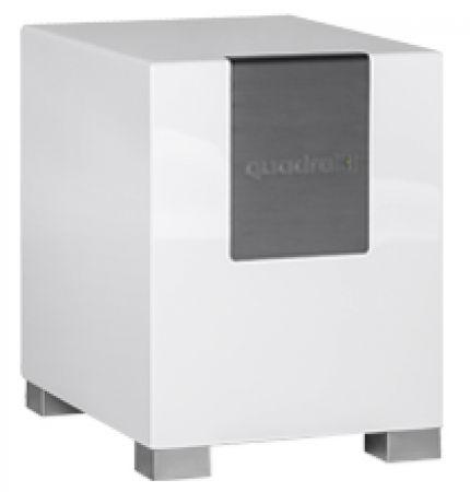 quadral qube 8 aktive subwoofer. Black Bedroom Furniture Sets. Home Design Ideas