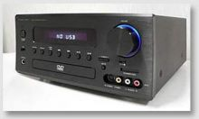Music Hall - DVD Receiver AV2.1
